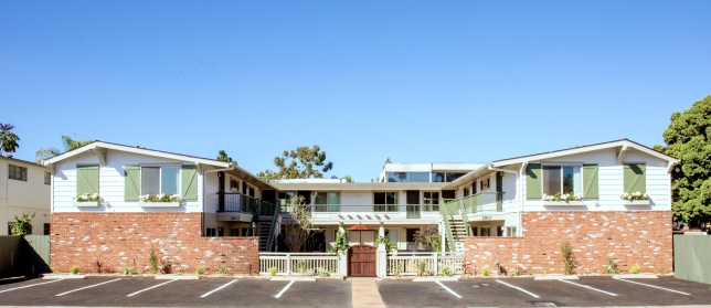 Point Loma Harbor Villa Apartments